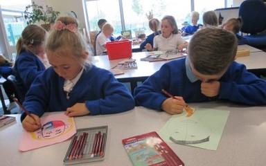 Art in Class 4