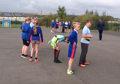 More Tag Rugby!