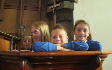 Our Visit to St. Michael's Church