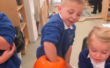 Pumpkin fun!