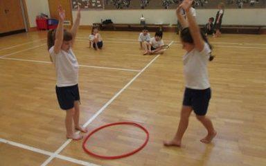 Jumping Gymnasts!