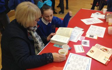 KS2 Reading Breakfast