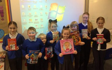 World Book Day Winners