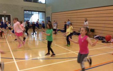 Super Skip Dancers