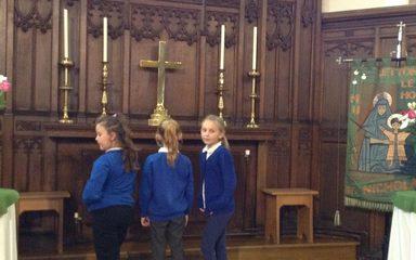 Church visit