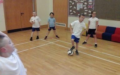 Year 3 soccer stars!