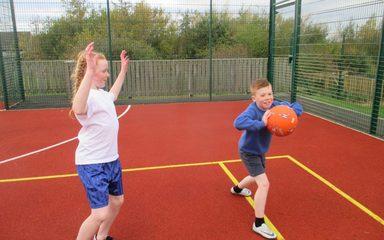 Netball Skills!