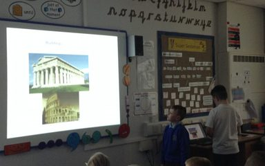 Ancient Greek Presentations