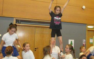 Cheerleading Champions!