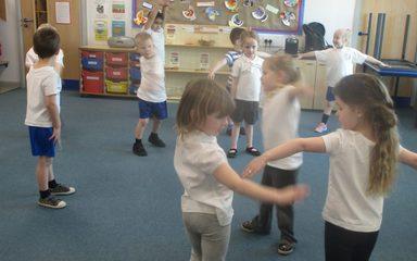 Chinese Dragon Dancing!