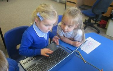 Developing ICT skills!