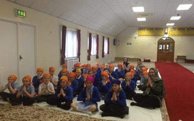 Year 4 Gurdwara Visit