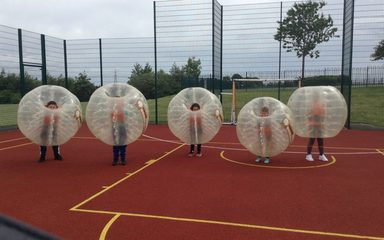 Bubble Football Bonanza