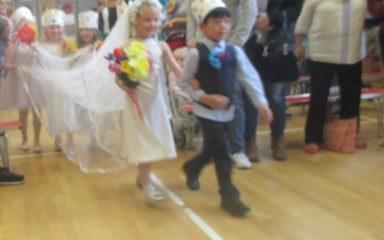 Royal Wedding celebrations!