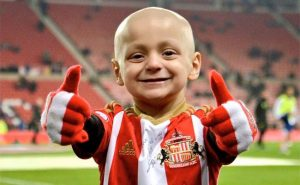 Bradley Lowery Memorial - Wear Football Top