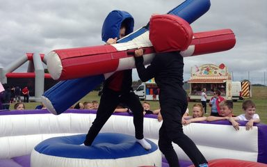 Inflatables Fun!