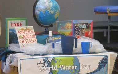 World Water week!
