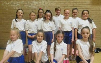 Sportshall Superstars!