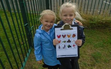 Forest School Hunt