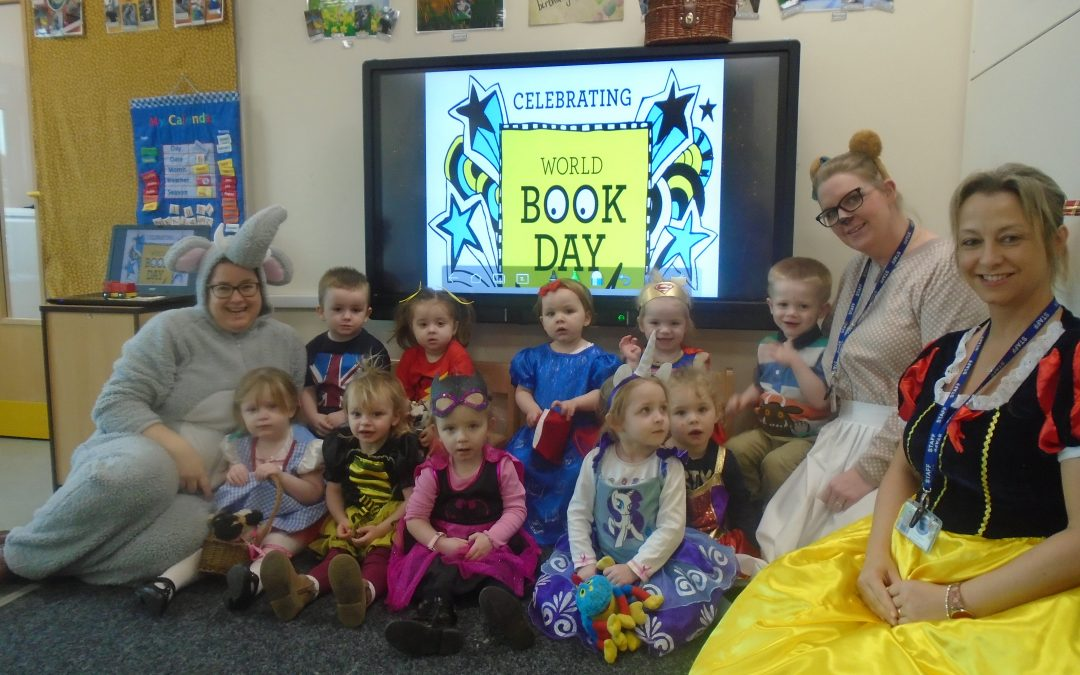 World Book Day !