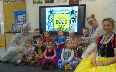 World Book Day !