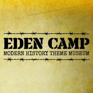 Year 6 - Eden Camp