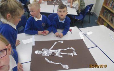 Them bones, them bones…